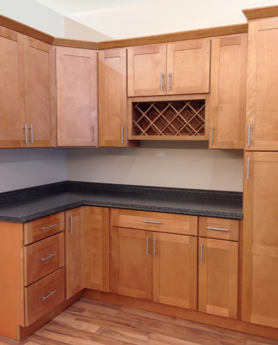 Newport Honey North Timber Cabinetry